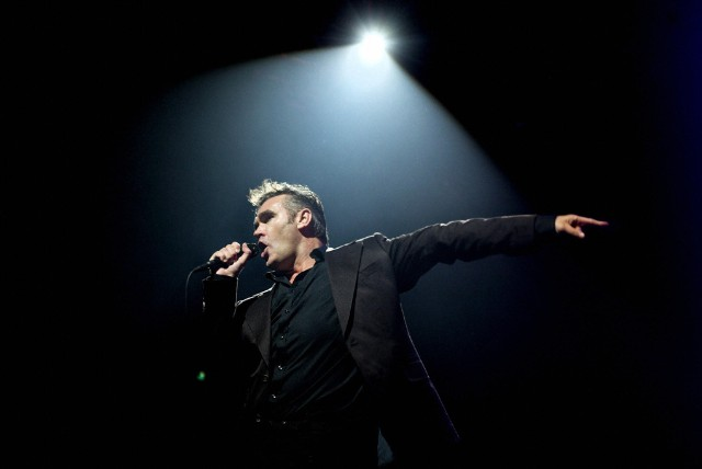 Morrissey performs on Are