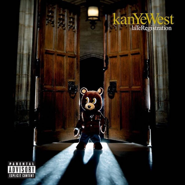 kanye west, late registration, review