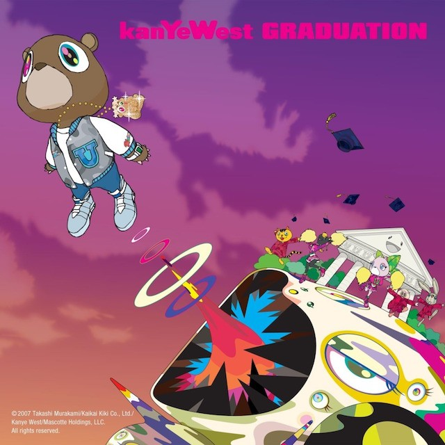 kanye west, graduation, review