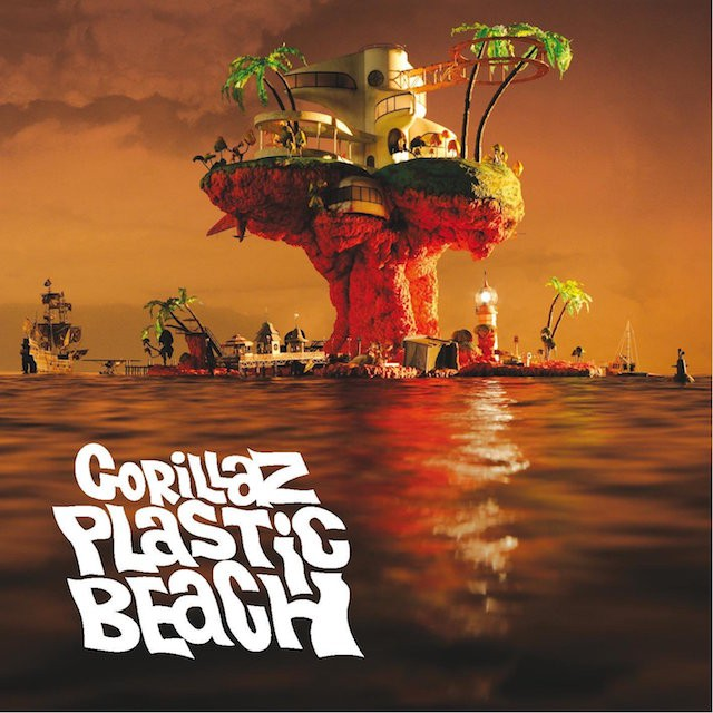 Gorillaz, Plastic Beach, Review