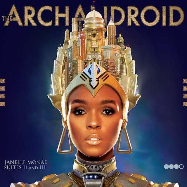 Janelle Monae, ArchAndroid, Review