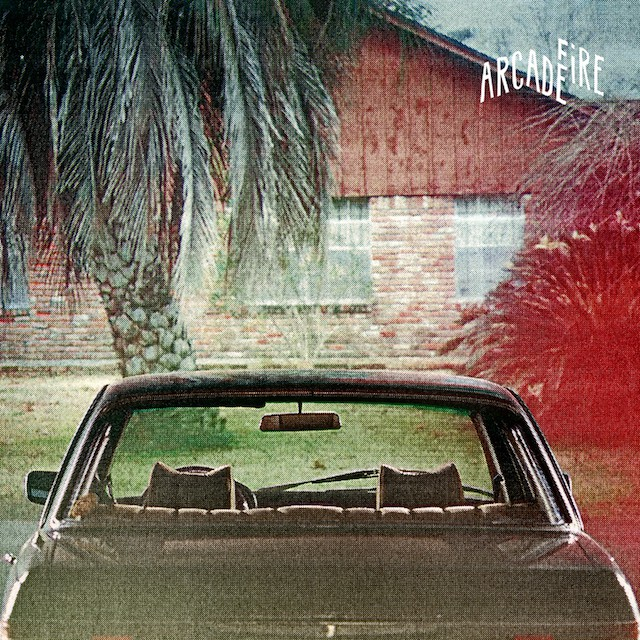 arcade fire, the suburbs, review