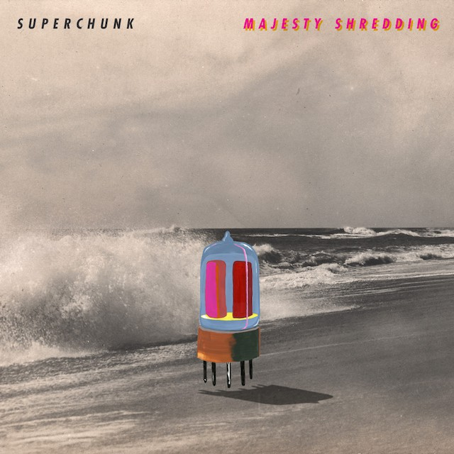 superchunk, majesty shredding, review