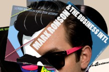 Mark Ronson & The Business Intl, record collection, review