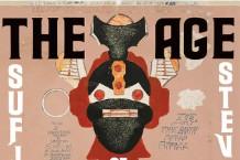 sufjan stevens, the age of adz, review