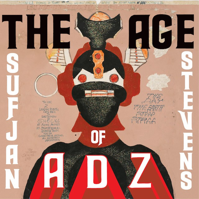 sufjan stevens, the age of adz, review