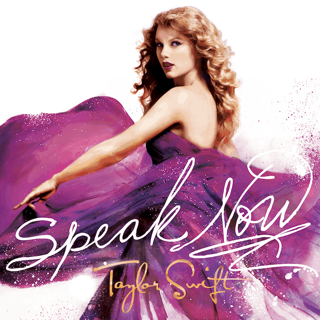 taylor swift, speak now, review