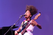 Esperanza Spalding And Lil Buck Perform In ThrowbackSummer Finale Concert Hosted By Caring Across Generations