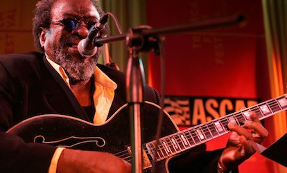 Tribeca/ASCAP Music Lounge Presents James Blood Ulmer At Canal Room