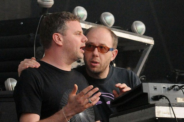 The Chemical Brothers Drop 'So...
