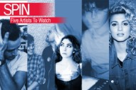 Five Artists to Watch in April 2015
