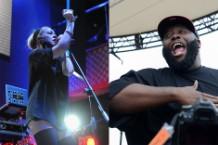 Killer Mike and MNDR