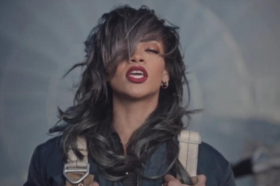 Rihannas Patriotic American Oxygen Video Is Streaming On Tidal
