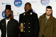 Review: Young Fathers Shake a Leg, Point Fingers on 'White Men Are Black Men Too'