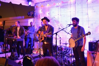 Mumford & Sons Team With Mark Hoppus to Cover &#