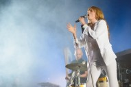 Florence Welch Broke Her Foot During Her Coachella Performance