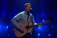 Sturgill Simpson Brought a String Section to 'Conan' for 'Just Let Go'