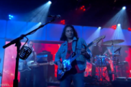 The War on Drugs Don't Fall 'Under the Pressure' on 'Kimmel'