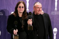 Black Sabbath's Bill Ward Demands an Apology From Ozzy Osbourne