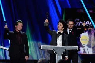 Green Day, Joan Jett, Ringo Starr Honored at 2015 Rock and Roll Hall of Fame Ceremony