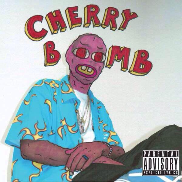 tyler, the creator's cherry bomb