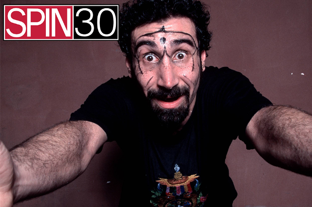 Serj Tankian of System of a Down