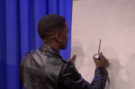 Big Sean Played Pictionary With Jimmy Fallon and LL Cool J