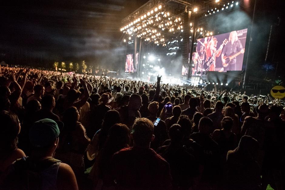 AC/DC at Coachella 2015