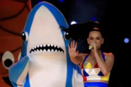 Katy Perry Denied Trademark of Left Shark
