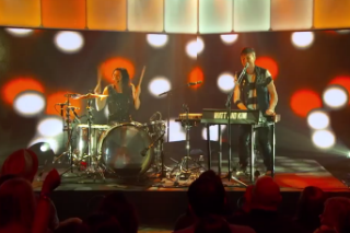 Matt and Kim 'Get It' on 'Jimmy Kimmel Live'