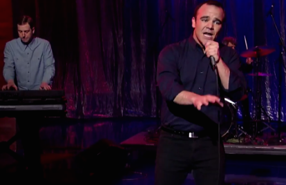 Future Islands Make Glorious 'Letterman' Return and Release New Song