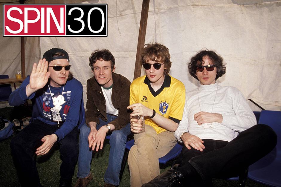 SPIN 30 Teenage Fanclub Talk Unlikely Breakout Album