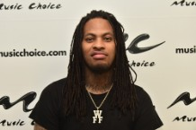 Waka Flocka Flame Visits Music Choice