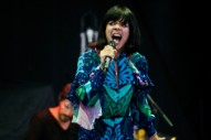 Bat For Lashes' Natasha Khan Joins John Metcalfe on Sparse 'Just Let Go'