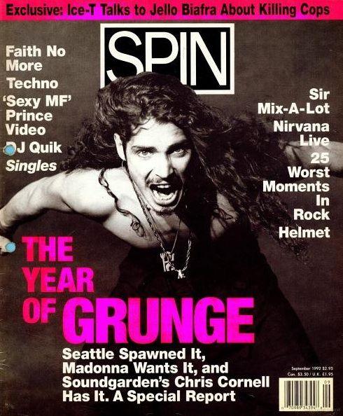 SPIN 1992 Year of Grunge