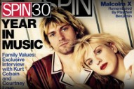 SPIN 30: Kurt, Courtney & Cassettes: We Worked at SPIN in the Early '90s