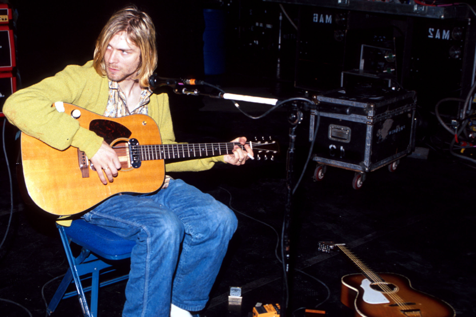 Hear Kurt Cobain S Stripped Down Cover Of The Beatles