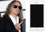 Metallica's Kirk Hammett Lost an iPhone Containing 250 Guitar Riffs Meant for New Album