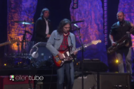 The War on Drugs Swung By 'Ellen' With Some 'Red Eyes'