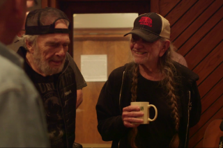 Keep Your Mellow Going With Willie Nelson and Merle