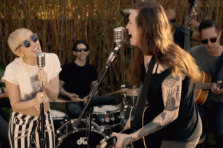 Laura Jane Grace Talks Punk and Transphobia on 'WTF With Marc Maron'