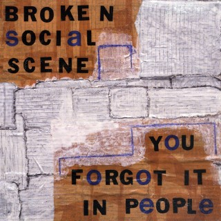 137 - You Forgot It In People