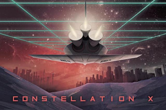 Van Exle, 'Constellation X'