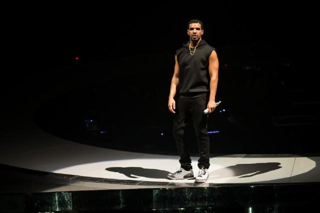 Drake at the O2 Arena
