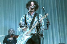 Jack White at Governor's Ball 2014