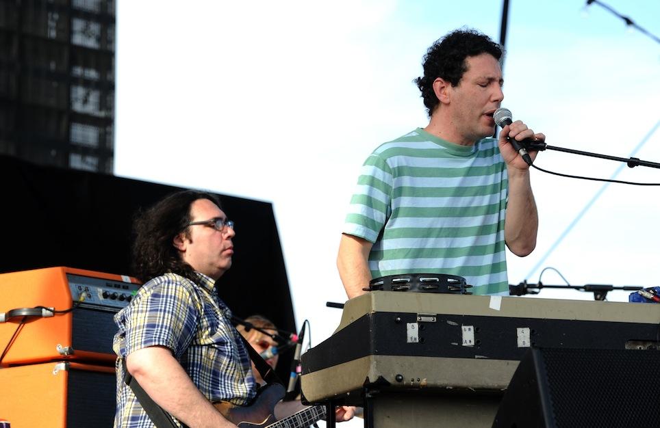 Yo La Tengo at Coachella 2010