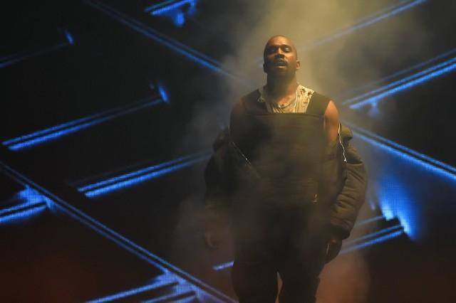 Kanye West at 2015 Billboard Music Awards