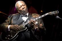 B.B. King Celebrates His 10,000th Concert