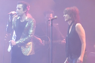The Killers Covered 'Finding Out True Love Is Blind' With Louis XIV Guitarist