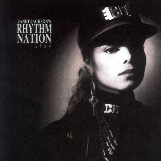 54 - Janet Jackson's Rhythm Nation 1814